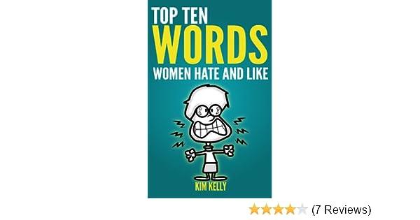 Words women hate