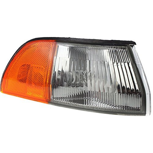 Evan-Fischer EVA20572013471 Corner Light for Acura Integra 90-93 Corner Lamp RH Assembly Side Marker Right - Corner Integra Acura 93