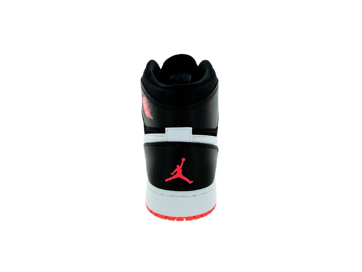 quality design 71382 82212 Amazon.com  Nike Jordan Kids Air Jordan 1 Retro High GG Black Hot Lava White  Basketball Shoe 6.5 Kids US  Jordan  Sports   Outdoors