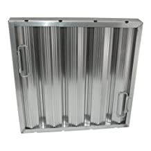 """CHG (Component Hardware Group) F35-2020 Filter Baffle-Type Grease W/Handles Galvanized 20"""" X 20"""" X 2"""" For 261769 (Component Hardware Group) by CHG"""