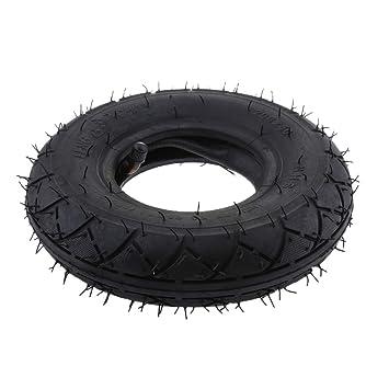 Homyl Rueda Neumático con Tubo 200x50mm para Dune Buggy & Epunk Facíl Instalar