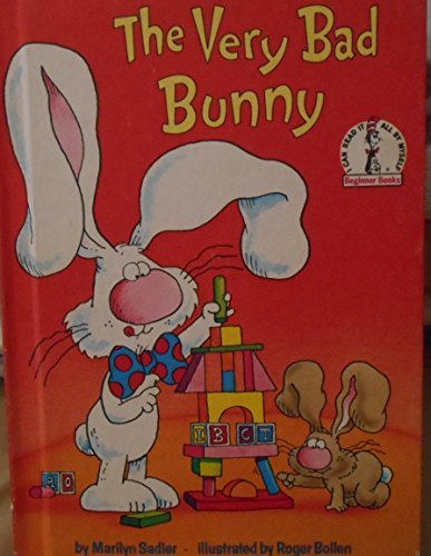 Very Bad Bunny (I Can Read It All By Myself Beginner -