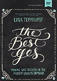 The Best Yes, a Dvd Study, Lysa TerKeurst, 1400205948