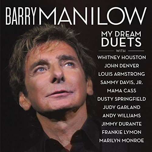 CD : Barry Manilow - My Dream Duets