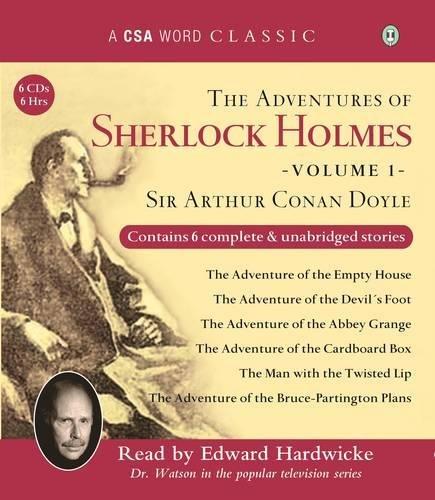 Download The Adventures Of Sherlock Holmes: Volume 1 pdf epub