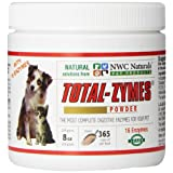 NWC Naturals - Total-Zymes- Digestive Enzymes for Dogs and Cats - Treats 365 Cups of Pet Food