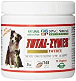 NWC Naturals - Total-Zymes- Digestive Enzymes for Dogs and Cats - Treats 365 Cups of Pet Food offers