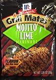 McCormick Marinade Mojito Lime 1.06 OZ (Pack of 24)