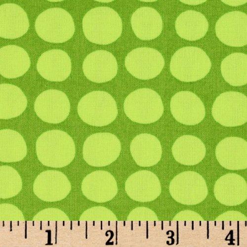 Amy Butler Love Sunspots Olive Fabric By The - Sunspot.com