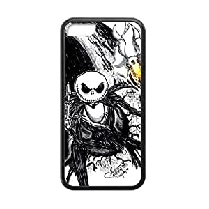 LJF phone case Christmas Hallowmas feeling practical Cell Phone Case Protection for iPhone 5C