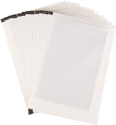 AmazonBasics Paper Shredder Sharpening & Lubricant Sheets