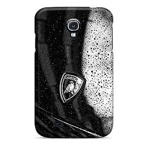 Durable Hard Phone Cover For Samsung Galaxy S4 (EZy2480BAoI) Unique Design HD Iphone Wallpaper Skin