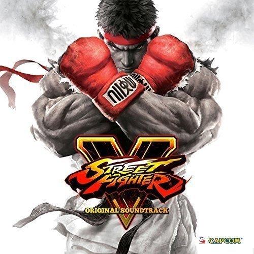 Price comparison product image Street Fighter V Original Soundtrack