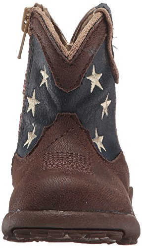 Pictures of Roper Baby American Patriot Brown 3 M US Infant 6