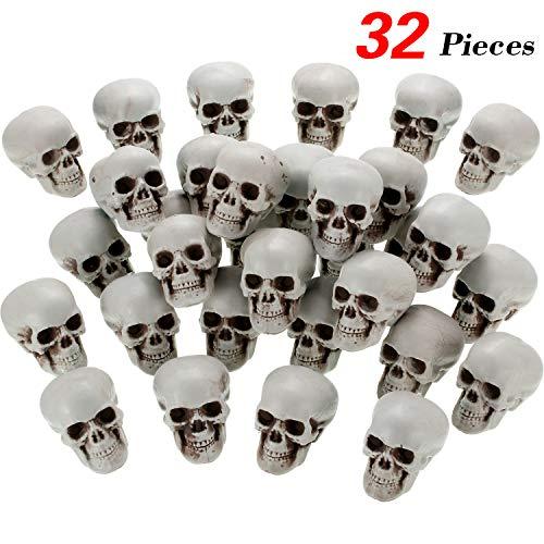 Halloween Skull Props - Halloween Skulls Human Skeleton Head Skull