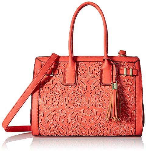 Aldo Cobra Satchel Bag, Red Miscellaneous