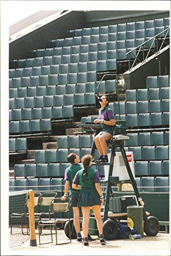 Vintage photo of Wimbledon ()
