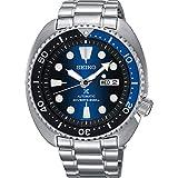 SEIKO PROSPEX 'Turtle' Diver's 200M Automatic Watch Blue Sunburst Dial SRPC25K1