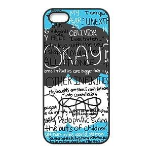 HOPPYS Diy OkaySelling Hard Back Case for Iphone 5 5g 5s