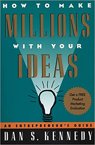 amazon how to make millions with your ideas an entrepreneur s