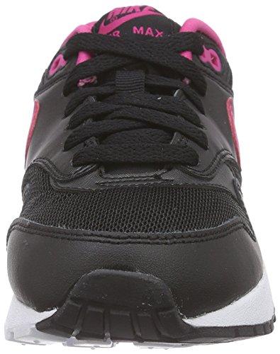 Black Nike Pink Air Scarpe white 1 Unisex Nero Vivid Sportive GS Max Bambino w6wqAzC