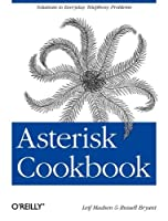 Asterisk Cookbook Front Cover