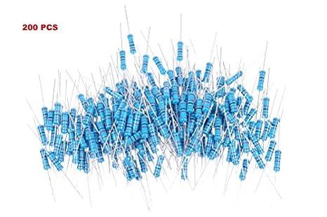 51BmGjlpB5L._SX466_ lm yn 18k ohm resistors 200pcs 2w electronics metal film resistors