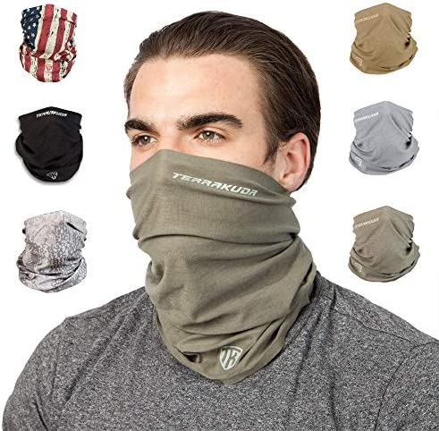 Terra Kuda Face Clothing Gaiter product image