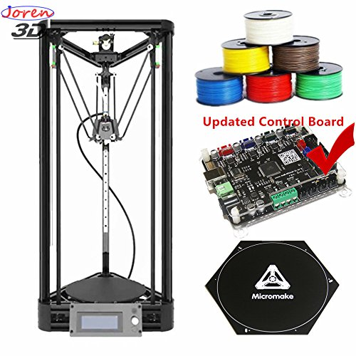 Joren Rostock 3D Printer - 180 x 180 x 300 mm