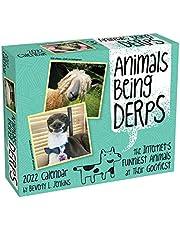 Animals Being Derps 2022 Day-to-Day Calendar
