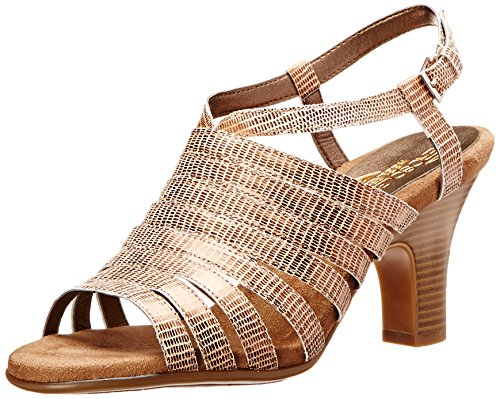 Aerosoles Dress Bronze Snake Energinic Women's RHngW4RArz