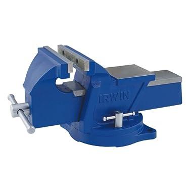 IRWIN Tools Mechanics Vise, 6-Inch (4935506)