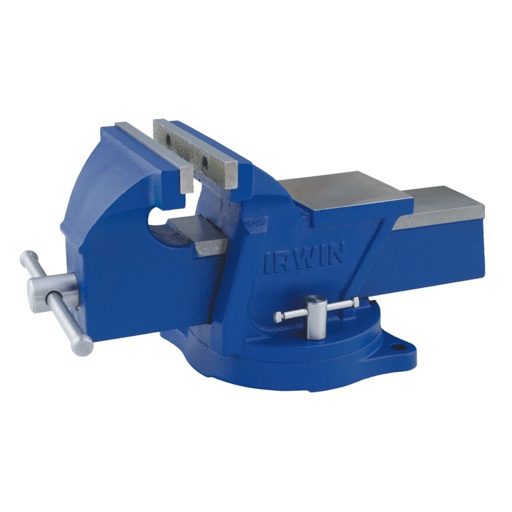IRWIN Tools Mechanics Vise, 6-Inch (4935506) by Irwin Tools (Image #1)
