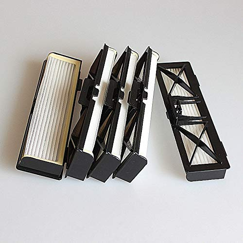 Amazon.com: 5pcs HEPA Filter for Neato Botvac Connected D3 D5 d7 & Botvac D Serie D75 D80 D85 & alle Neato Botvac 70e 75 80 85 Filtro: Home & Kitchen