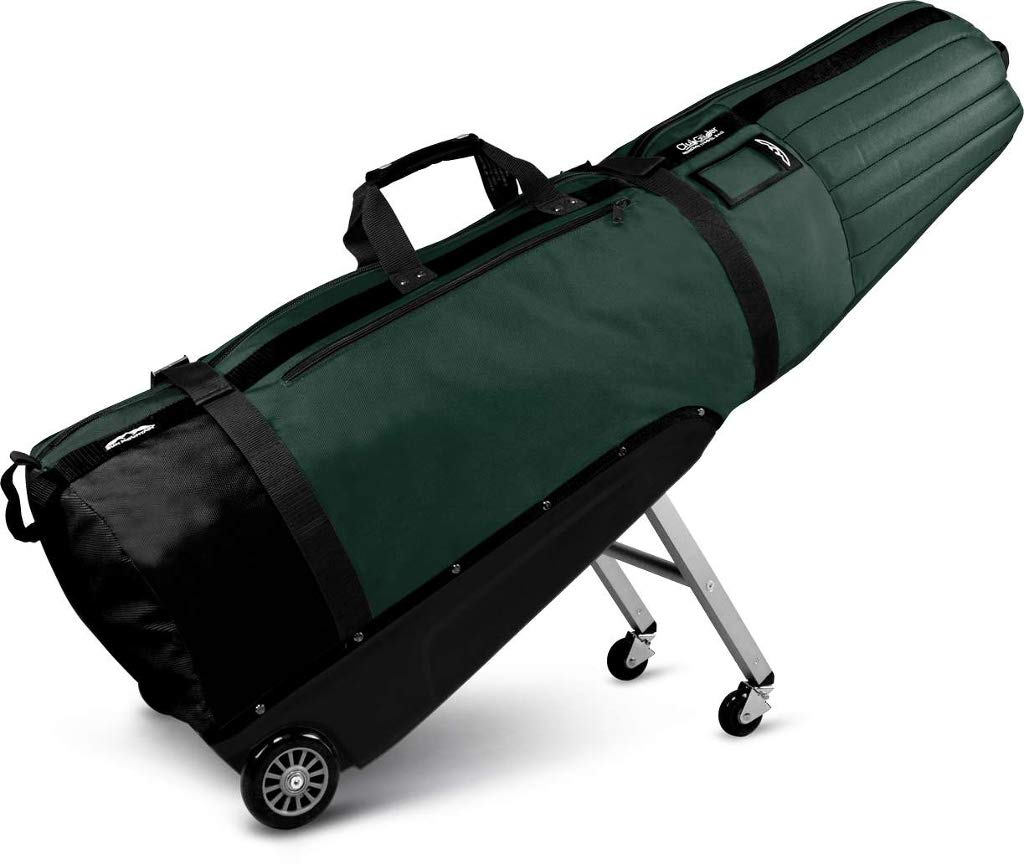 Sun Mountain Clubglider Meridian Golf Travel Cover Green-Black by Sun Mountain