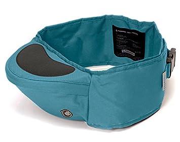 Hippychick HCHIP0002 - Asiento de cadera portabebés, color azul marino HCHIPNEW002