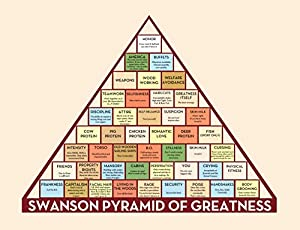 swanson pyramid of greatness poster pdf