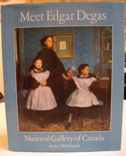 Meet Edgar Degas
