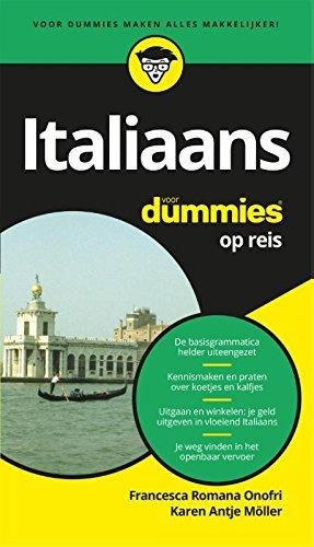 Italiaans voor dummies op reis
