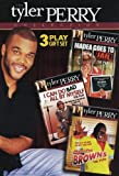 The Tyler Perry Collection: 3 Play Gift Set