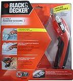 Black & Decker SZ360T 3.6V Cordless Scissors with Table Mount