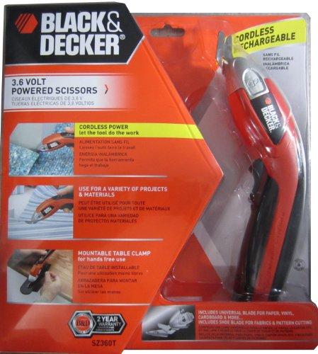 Black Decker SZ360 3.6-Volt