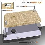 iPhone 6 6S Plus Case [Ultra Slim TPU Bumper] [3D