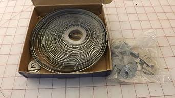 Hanler, Wraplock GS10012 Banding Kit 1/2'' Galavanized Steel T31112