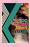 100 Beef Jerky Recipes, Steven Boyett, 1500587389