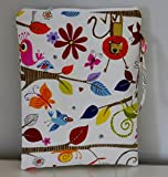 Floral Waterproof Bag for Diapers and Swimsuits