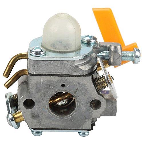 HIPA 308054034 308054014 Carburetor with Tune Up Kit for Ryobi RY09053 RY09055 RY09056 RY08554 RY09907 Leaf Blower Vacuum by HIPA (Image #1)