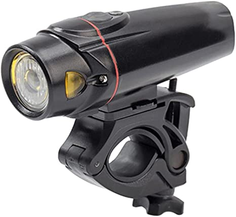 350LM T6 LED Cycling Bike Bicycle Head Light Lamp Flashlight 3 Modes Torch USB
