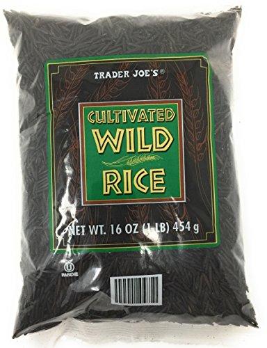 - Trader Joe's Wild Rice 16 oz.