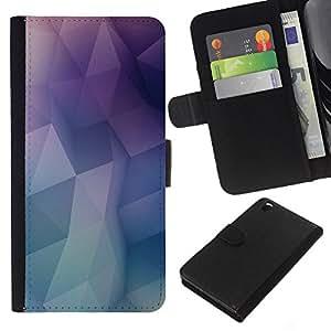 Leather Etui en cuir || HTC DESIRE 816 || poli mínima @XPTECH